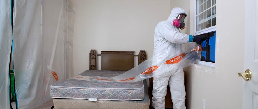 Springfield, VA biohazard cleaning